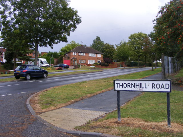 Thornhill Road Junction