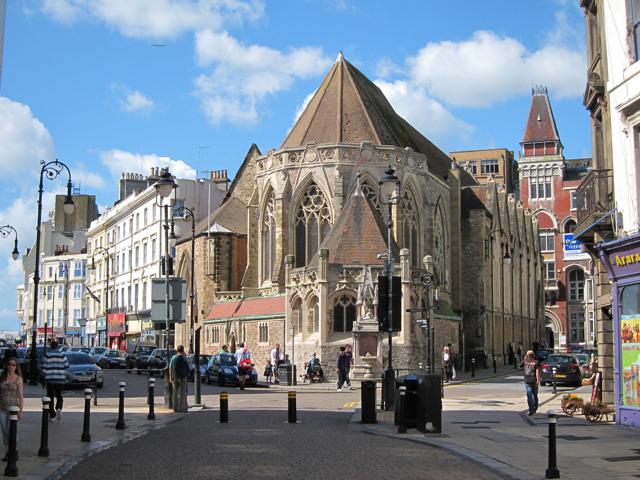 Holy Trinity, Robertson Street