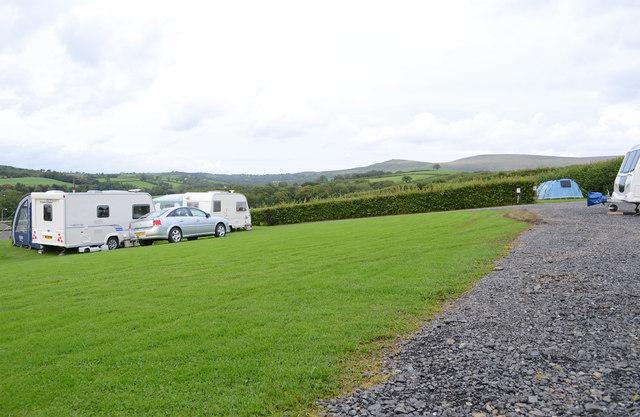 Meadow View campsite, Crosslanes