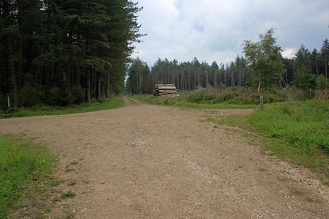 Track Junction, Standingstones Rigg