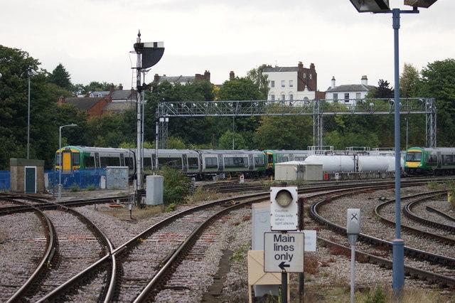 Worcester Depot