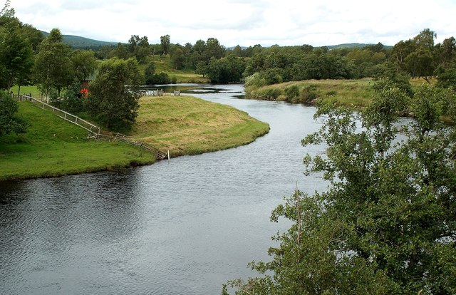 River Spey at Auchgourish
