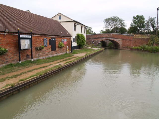 The Wharf at Fenny Compton