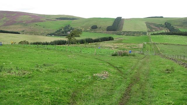Farmland, Kilbucho