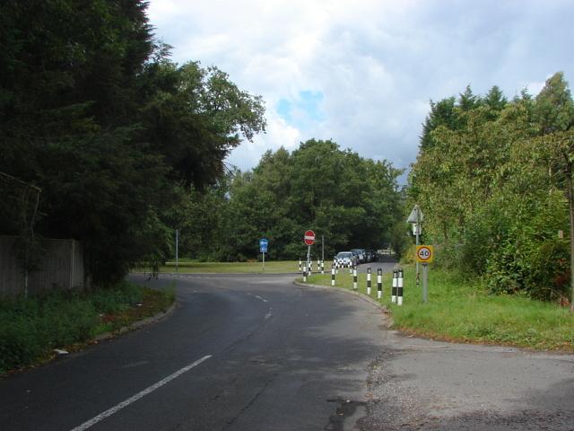 Whitmoor Lane, Sutton Green