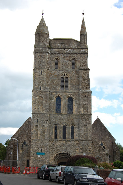 New Romney Church Tower