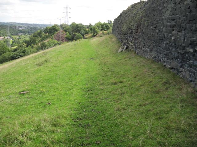 Footpath near Barker Royd