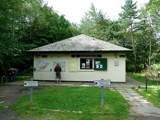 Countryside Information Centre - Pentland Hills