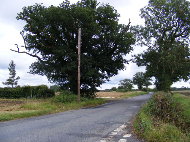 Scott's Road, Boulge