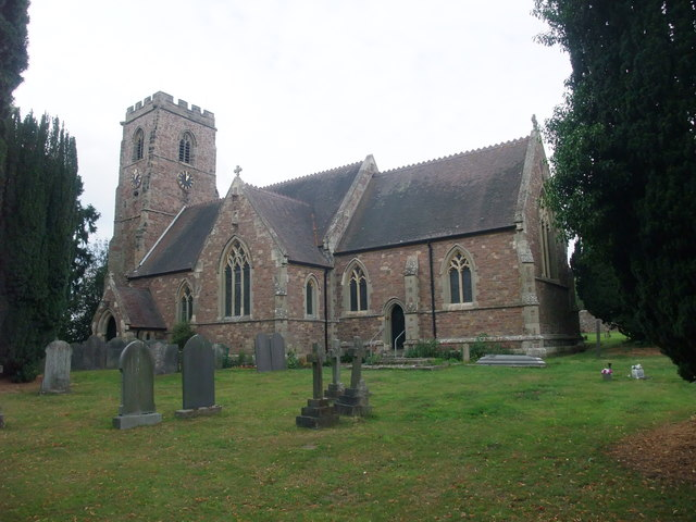 Church of St Michael and All Angels, Croft