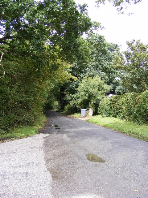 Boulge Road, Hasketon