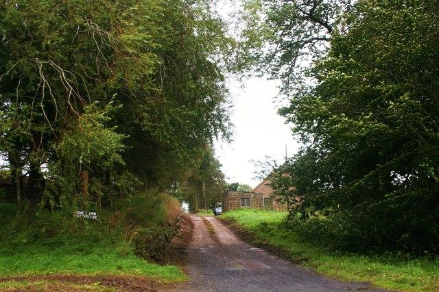 Home Farm Entrance