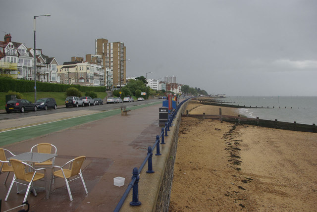 Western Esplanade, Westcliff on Sea