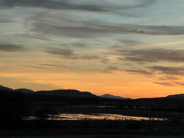 River Spey from Broomhill