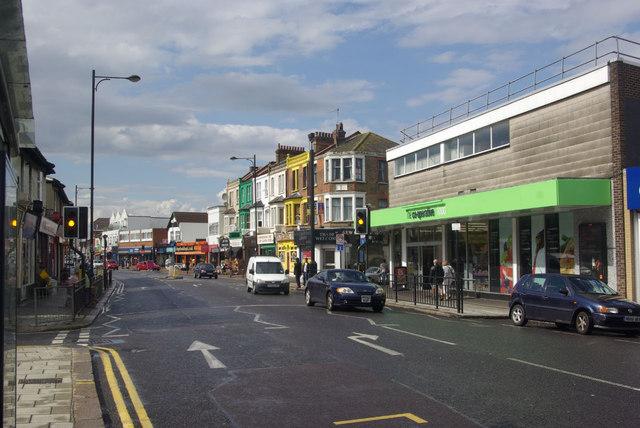 London Road, Westcliff on Sea