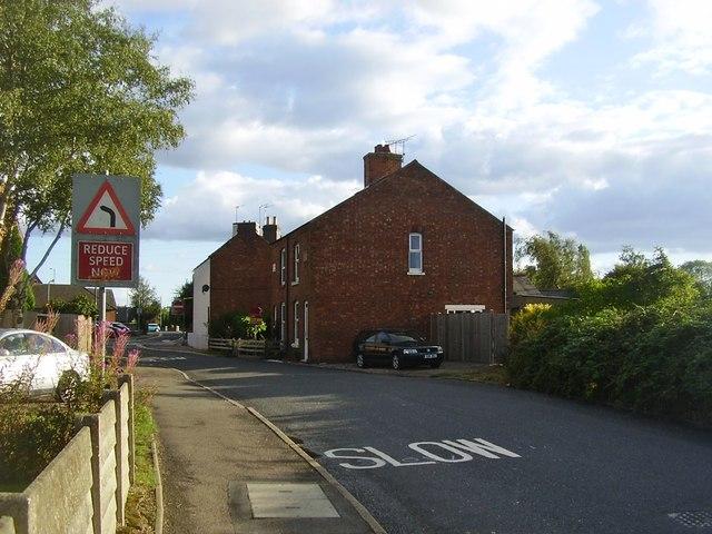 Bilton-Lawford Lane