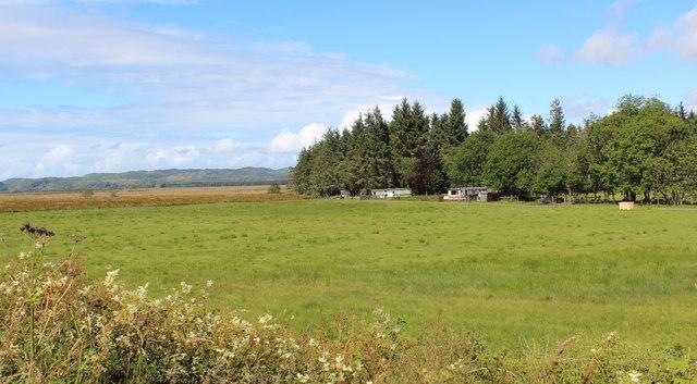 Caravans, Barnakill Farm