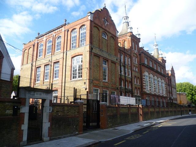 Charles Edward Brooke Girls' School, Cormont Road