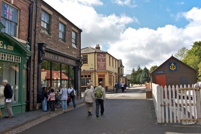 Blist's Hill Victorian Village