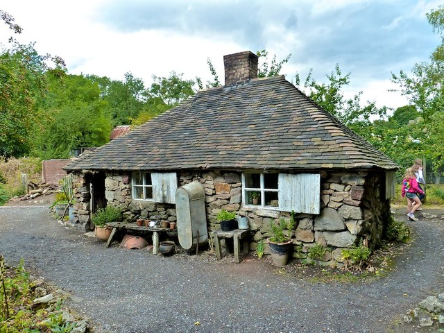 Squatters Cottage, Blists Hill