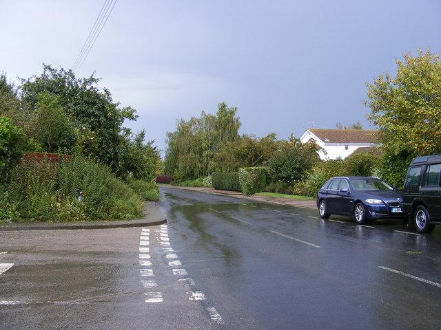 Dunwich Road, Blythburgh