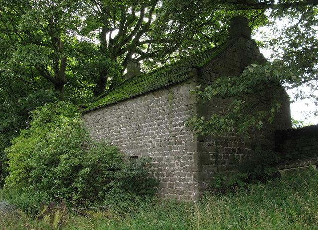 Outbuilding at Brimham Lodge