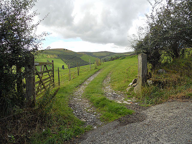 Field gateway at Penybryn