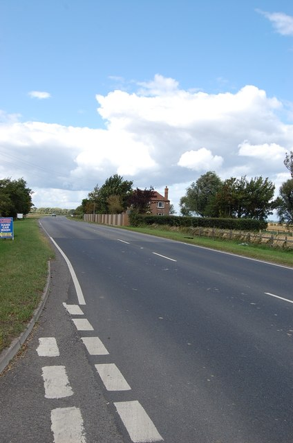 A259 near Old Romney