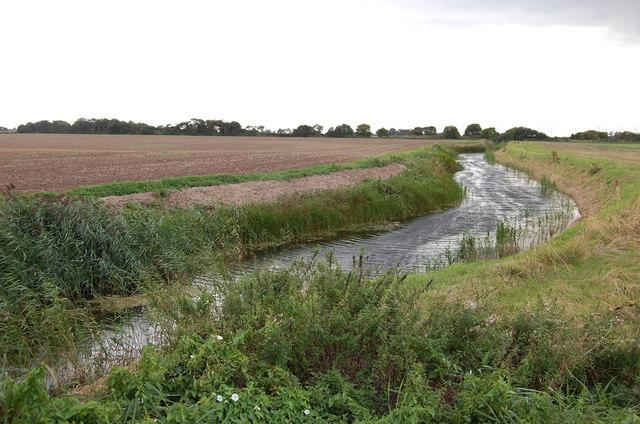 Drain near Coldharbour Bridge