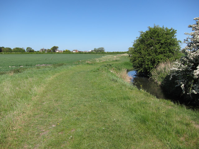 Permissive bridleway, Crowhall Farm
