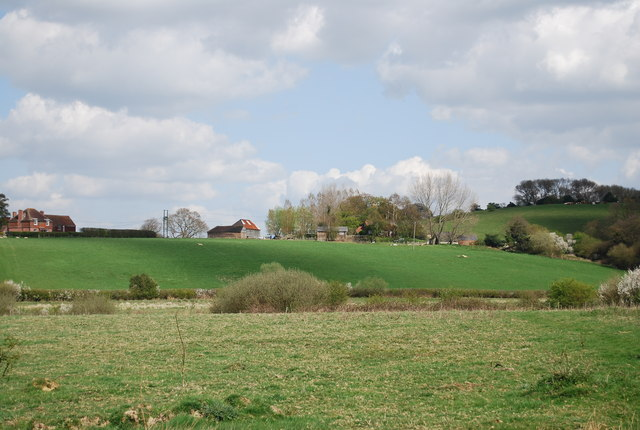 View to Lower Snailham