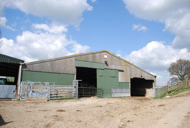Barn, Lower Snailham