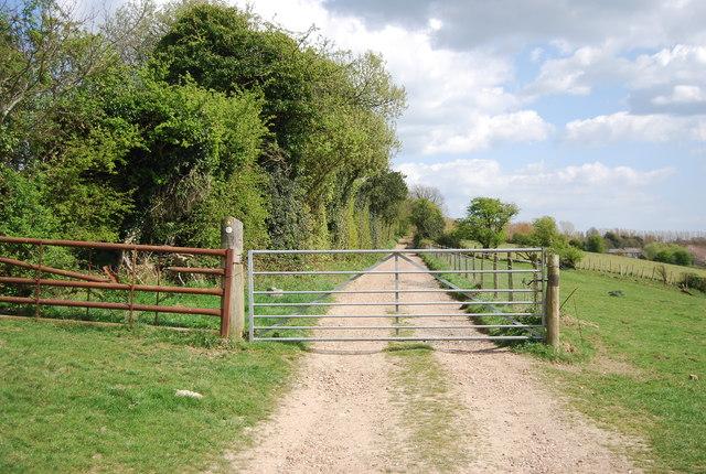 Gate, 1066 Country Walk