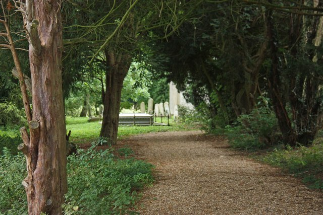 St Mary, Bylaugh - Churchyard