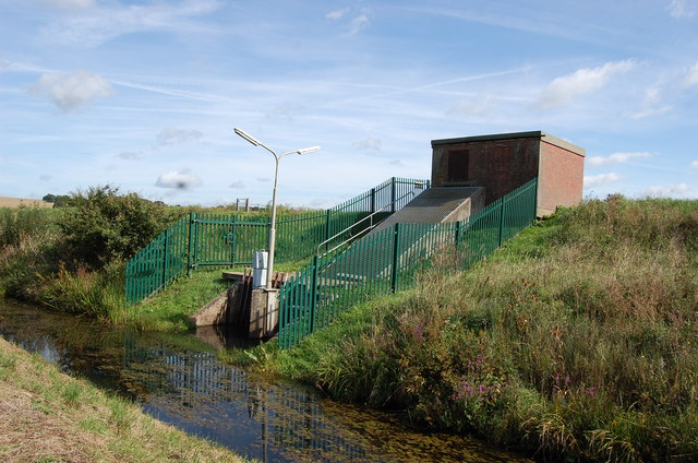 Kent Ditch Pumping Station