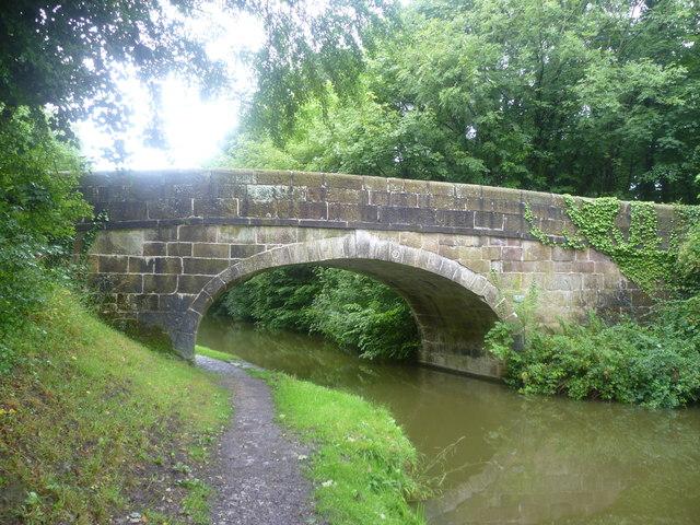 Bridge 25 Lancaster Canal