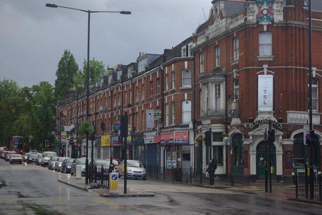 Green Lanes, Harringay