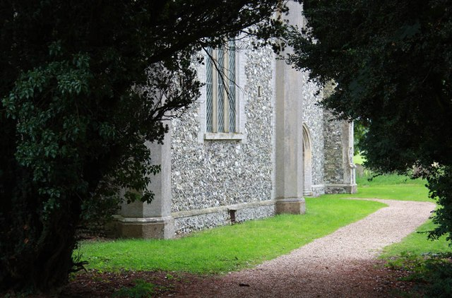St Mary, Bylaugh