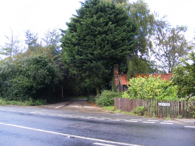 Church Road, Blythburgh