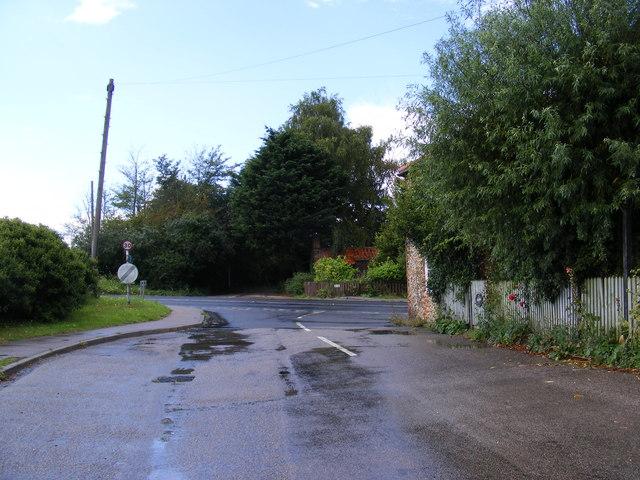 Chapel Lane, Blythburgh