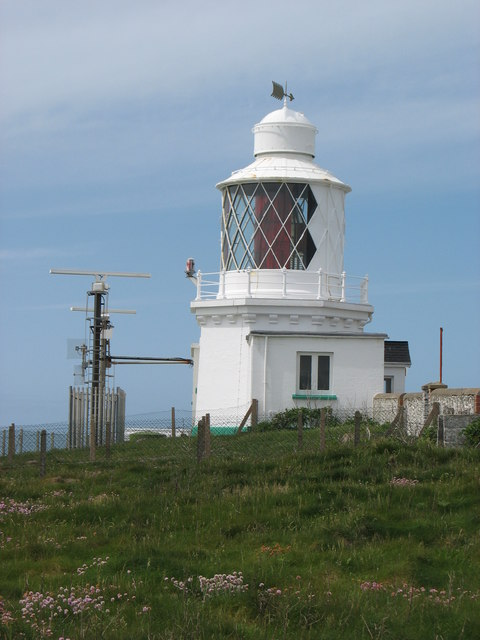 St Anne's Head lighthouse