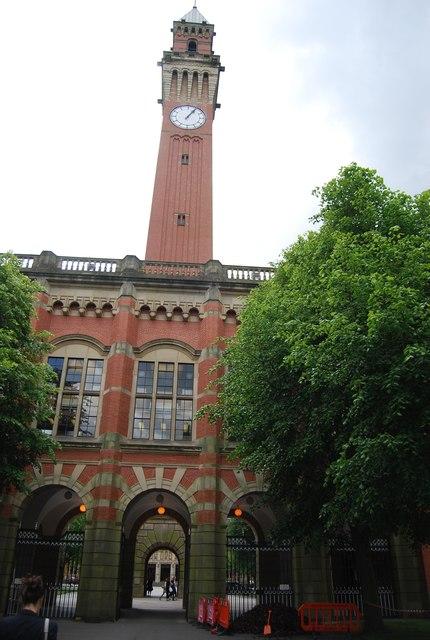 University of Birmingham - Chamberlain Tower