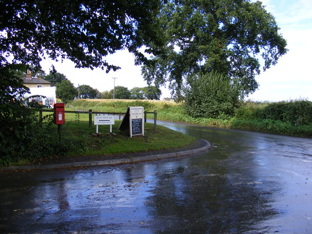 Blackheath Road & Star Corner Postbox