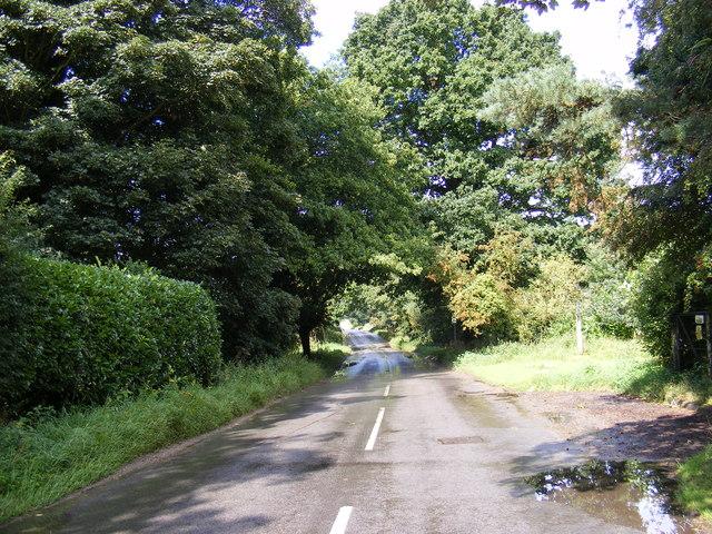 Blyford Lane, Wenhaston