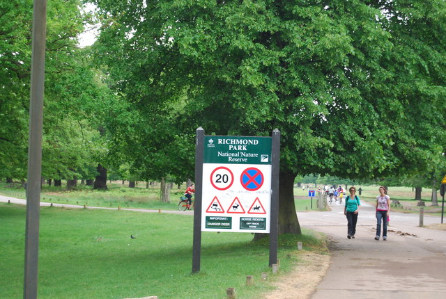 Welcome to Richmond Park
