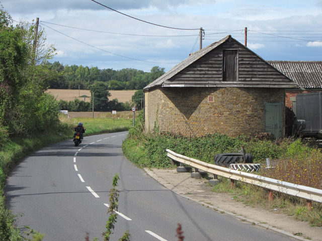 Oast house at Crouch Farm, Crockenhill Road, Crockenhill