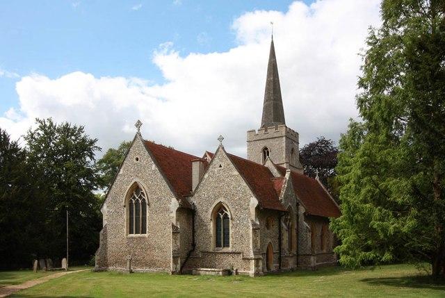 St Giles, Great Hallingbury