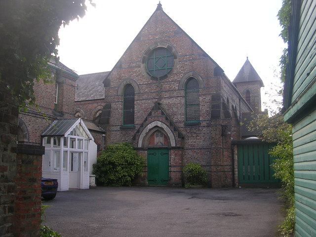 St Joseph's Church - Poor Clares Convent - Lawrence Street