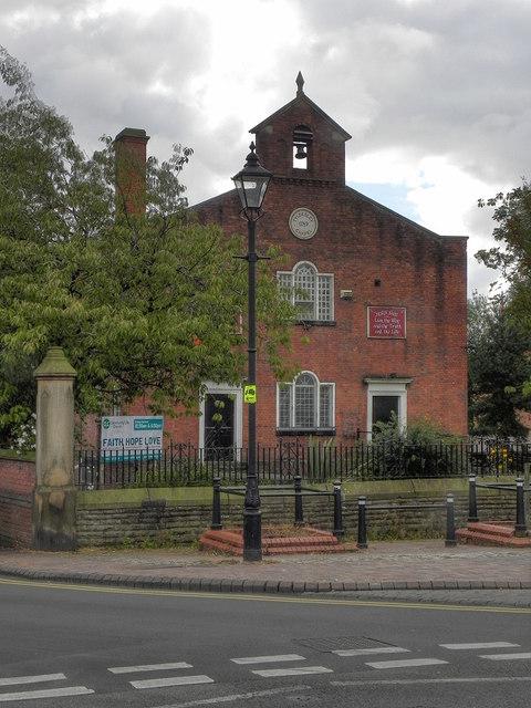 Tyldesley Top Chapel