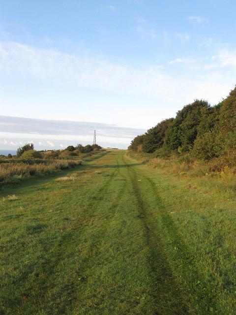 Bridleway, Race Hill